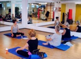 Yoga i Pusterumet